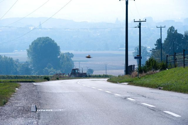 Un objet volant identifié dans la campagne genevoise.