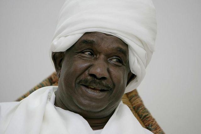 Amnesty wirft ihm Verschwindenlassen, Folter und andere Misshandlungen zahlreicher Menschen vor: General Mohamed Ahmed Mustafa al-Dabi in Khartum. (21. Dezember 2011)