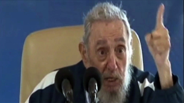 Fidel Castro était apparu à la télévision cubaine en juillet 2015.