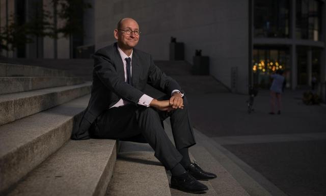 «Das Geld ist futsch», sagt Daniel Stelter über das an Griechenland und Portugal geliehene Geld.