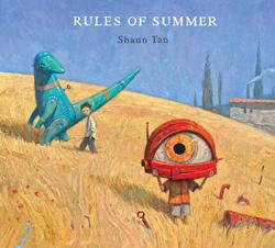 Couverture pour 'Rules of Summer' de Shaun Tan