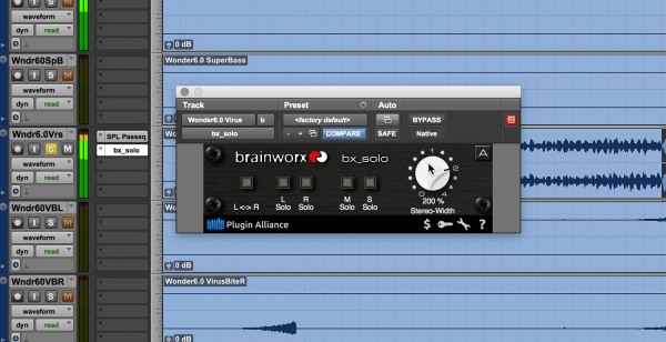 Brainworx bx_solo - Plugin Alliance