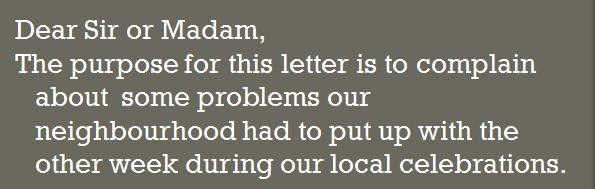 letter of complaint6