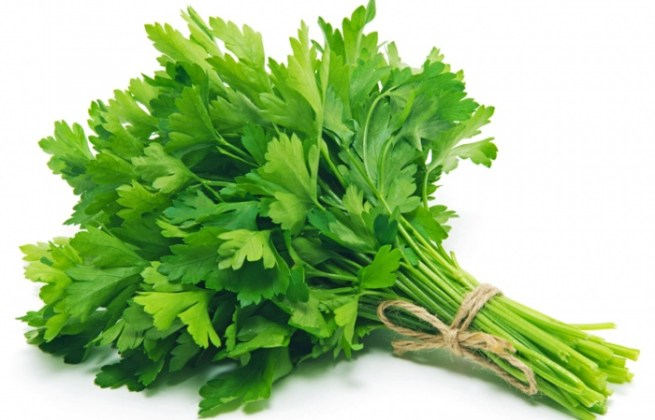 7 parsley
