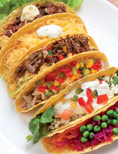 6 taco