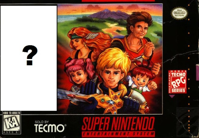 Can You Identify The Snes Game By Its North American Box Art The Chi Scroller