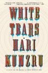 White Tears, white book cover