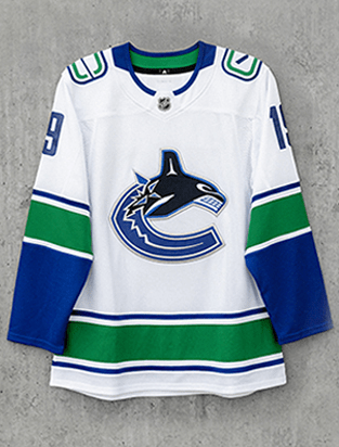 innovative design 8eb60 82a96 Daily Poll: Which anniversary Canucks jersey do you like ...