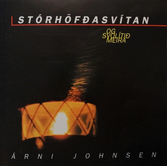 Árni Johnsen   Stórhöfðasvítan