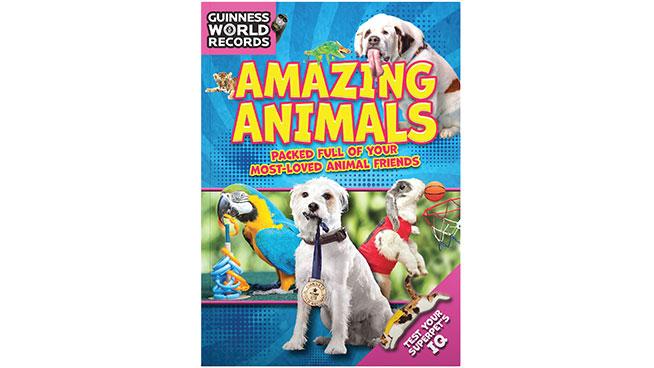 Amazing Animals books