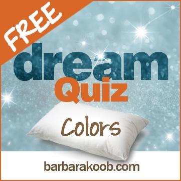 Dream Quiz Colors