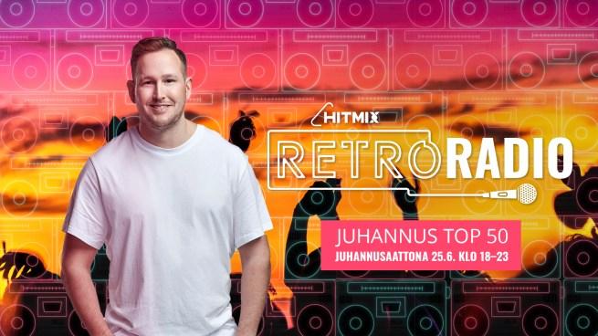 retroradio juhannus 1920x1080 cover