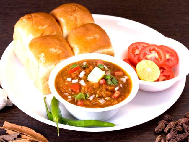 5 pav bhaji
