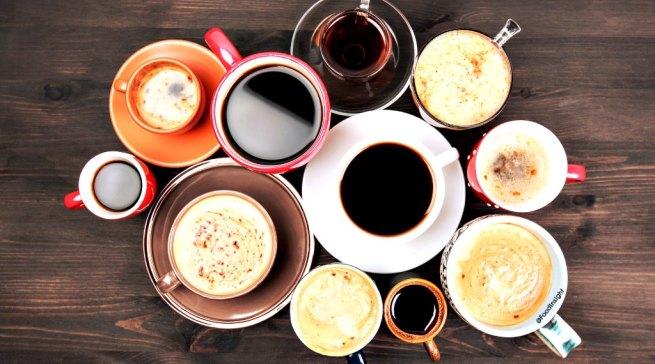 11 coffee based drinks