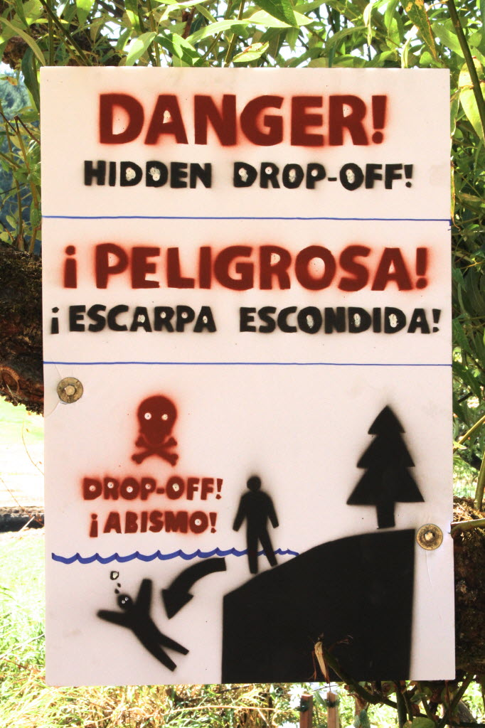 Hagg Lake drowning: Which warning signs are best? (poll