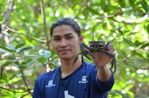 Projeto socioeducativo nos manguezais da Amazônia