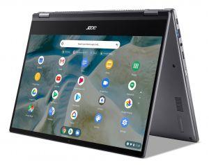 """Com processadores AMD Ryzen, Acer apresenta """"Acer Chromebook Spin 514"""""""