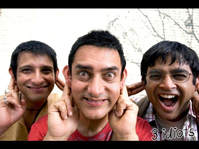 3 Idiots Movie Wallpapers, Posters & Stills