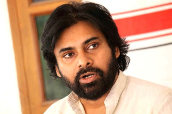 Pawan Kalyan's press conference