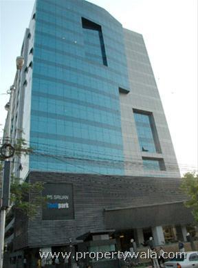 PS Srijan Tech Park Salt Lake City Kolkata Office