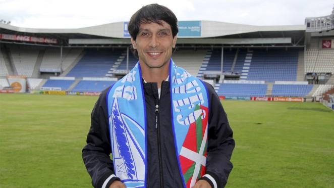 Sergio Fernández Director Deportivo