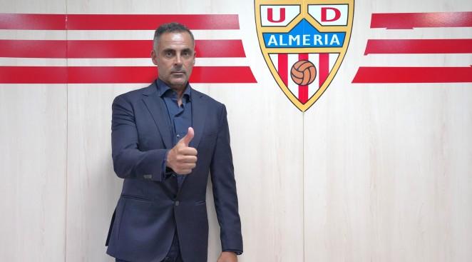 El portugués José Gomes, nuevo entrenador del Almería | Almería - Web  Oficial