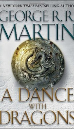 READ ONLINE A Song of Ice And Fire series for free  PDF books     Cover of book A Dance With Dragons
