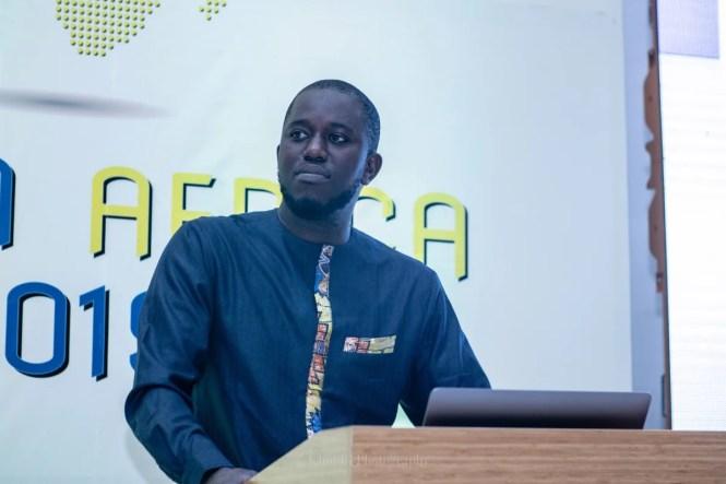 Moustapha Cisse PyCon Africa Talk