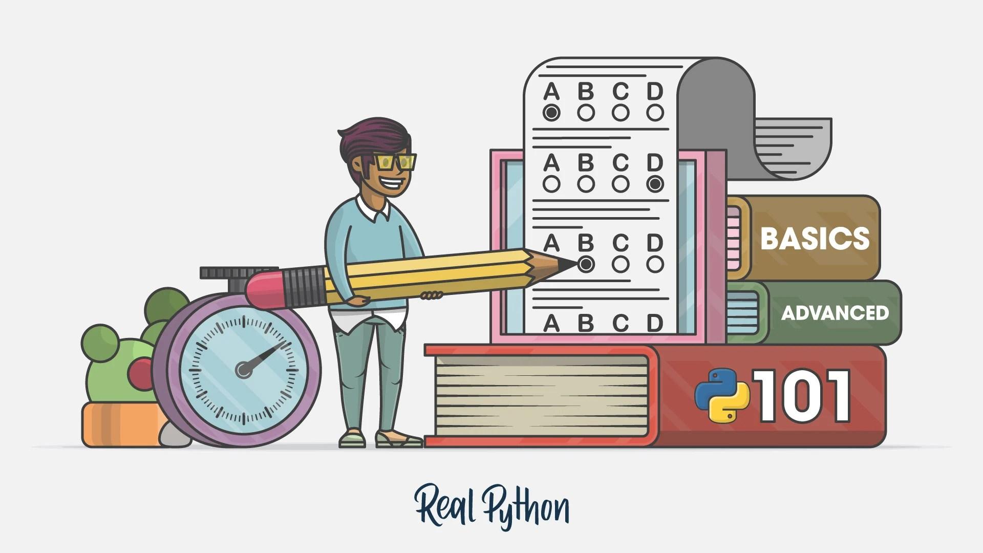 Python Quizzes Real Python