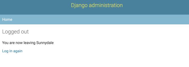 Personnaliser les modèles d'administration Django