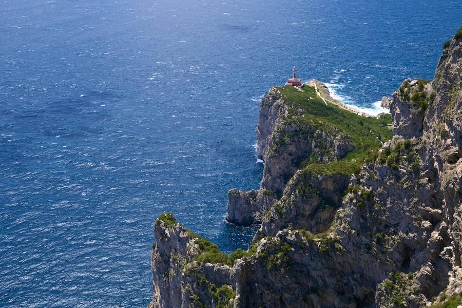 Capri Philosophical Park On Capri A Philosophical Retreat