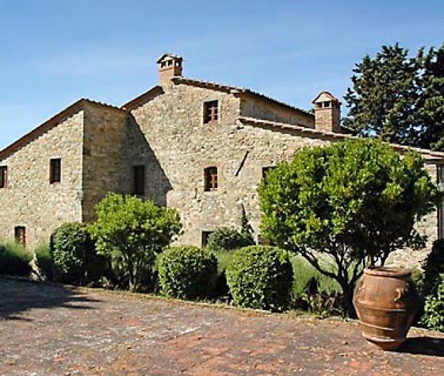 La Ferrozzola Farmhouse Holidays Castellina In Chianti