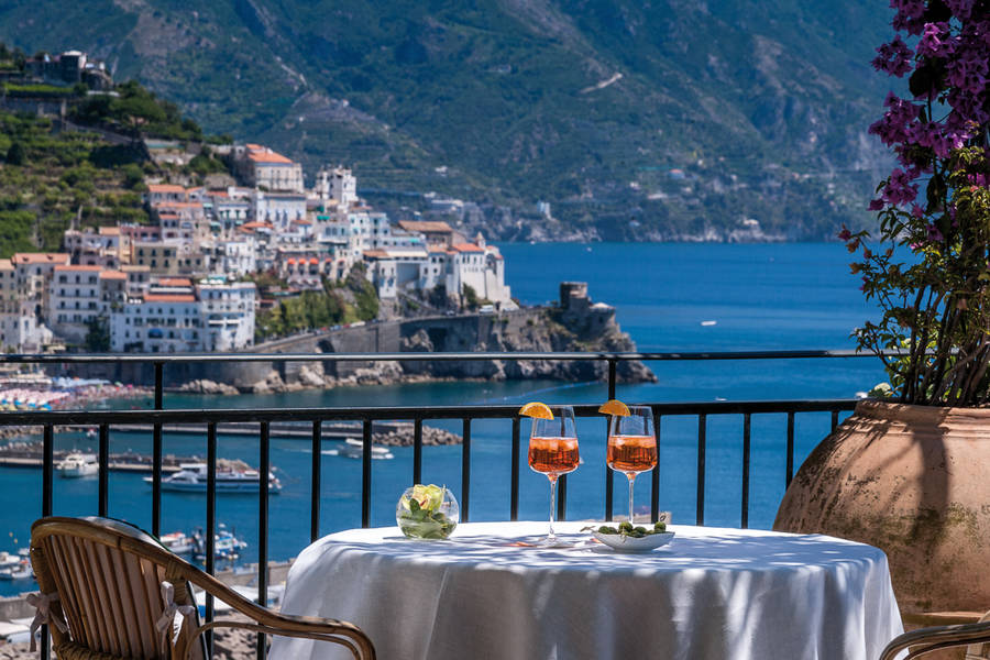 Image result for santa caterina hotel amalfi