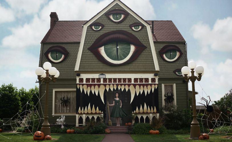 Halloween House 30.10.15.JPG