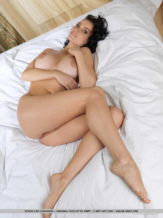 Sexy And Nude Stacie A