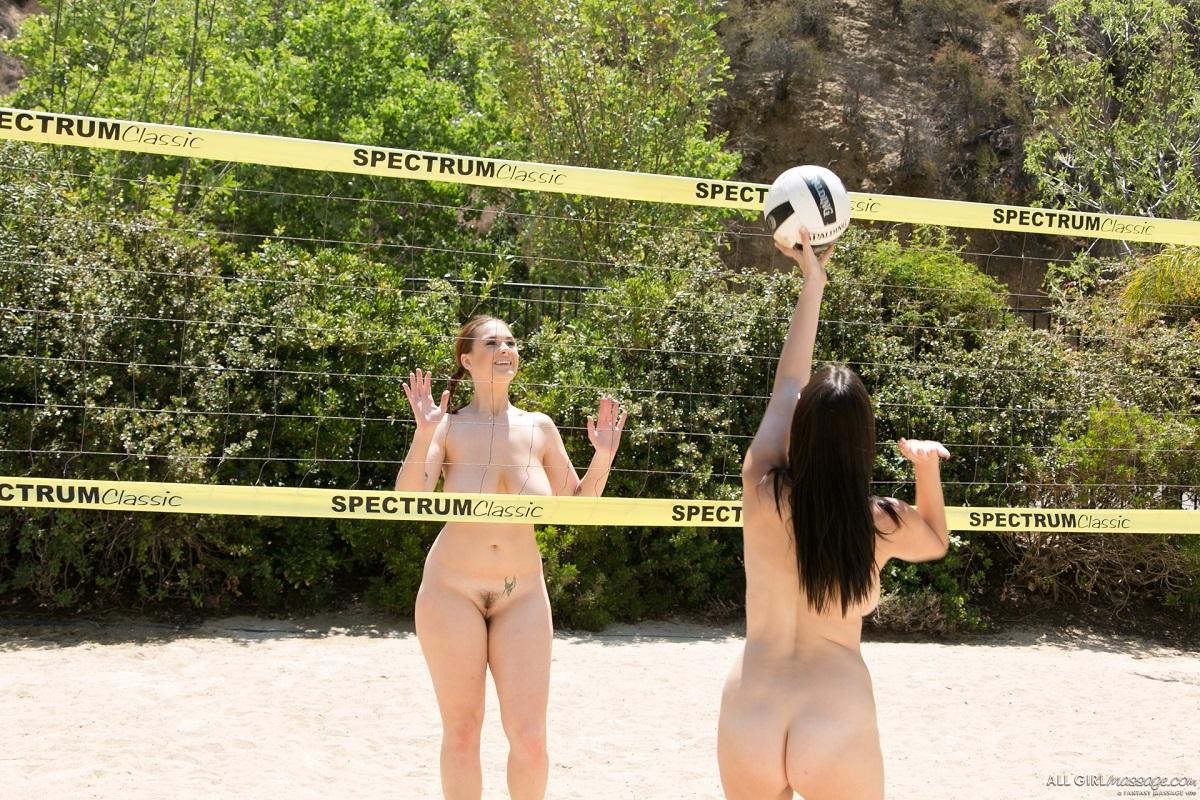 boobs, ass, semen, volleyball, cereal