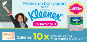 B 290x140 FR offer BADGE PHX - Pharmaprix: Plusieurs offres pour multiplier vos points Optium