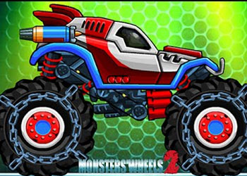 Monsters Wheels 2 Play Monsters Wheels 2 Online For Free