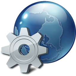 Network Service Icon - Silverblue Icons - SoftIcons.com