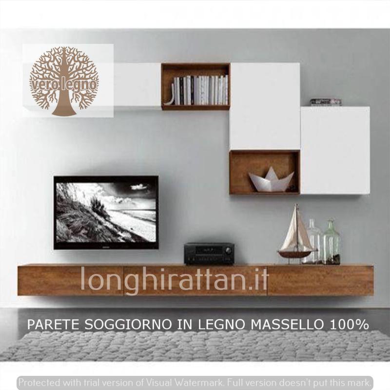 Se sei alla ricerca di pareti soggiorno, madie moderne o librerie,. Arredamenti In Legno Massello E Crash Bambu Design Italiano