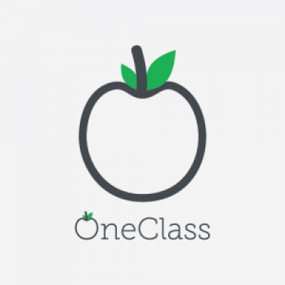 The symbol for the OneClass Blog