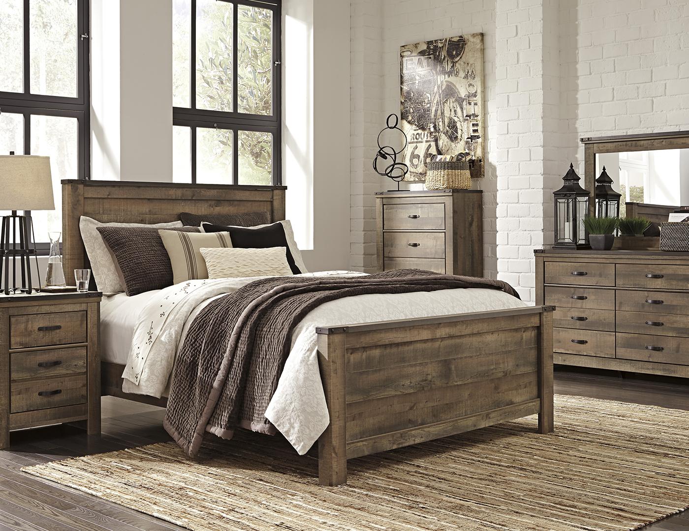 Trinell 5-pc. Queen Bedroom Set