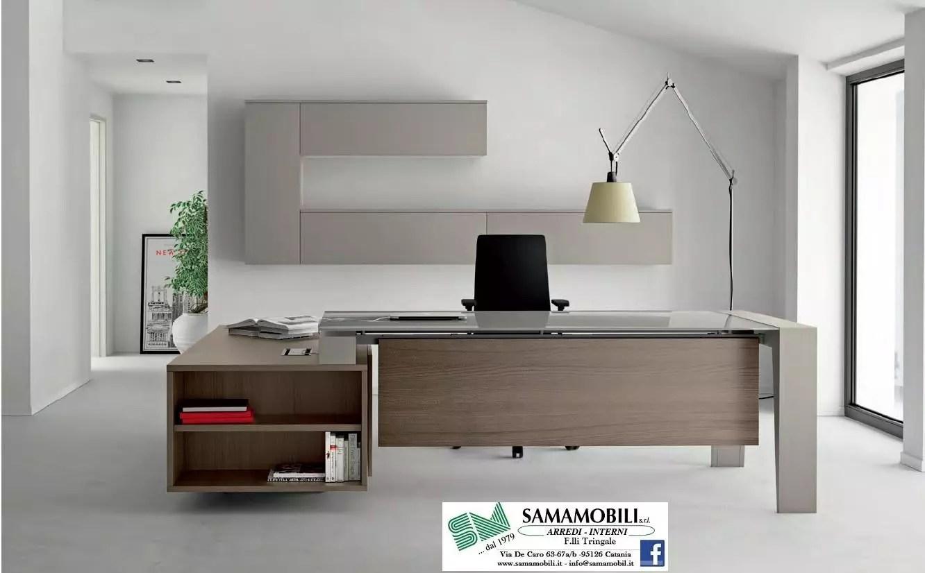 Arredoufficio è tra i leader nella fornitura di mobili per l'ufficio. Arredo Ufficio A Catania Colombini Office Catania
