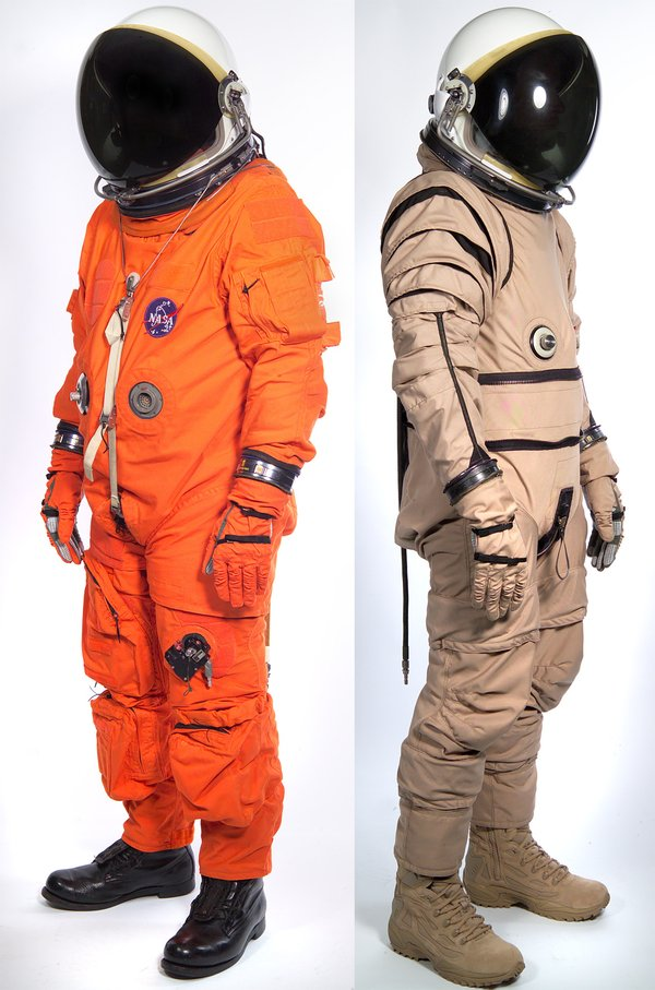 Exploring the Aesthetics of NASAs Iconic Space Suit