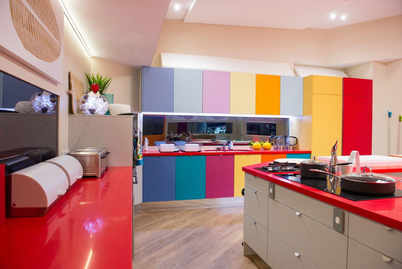The Latest Colour Trends In Kitchen Design The Interiors Addict