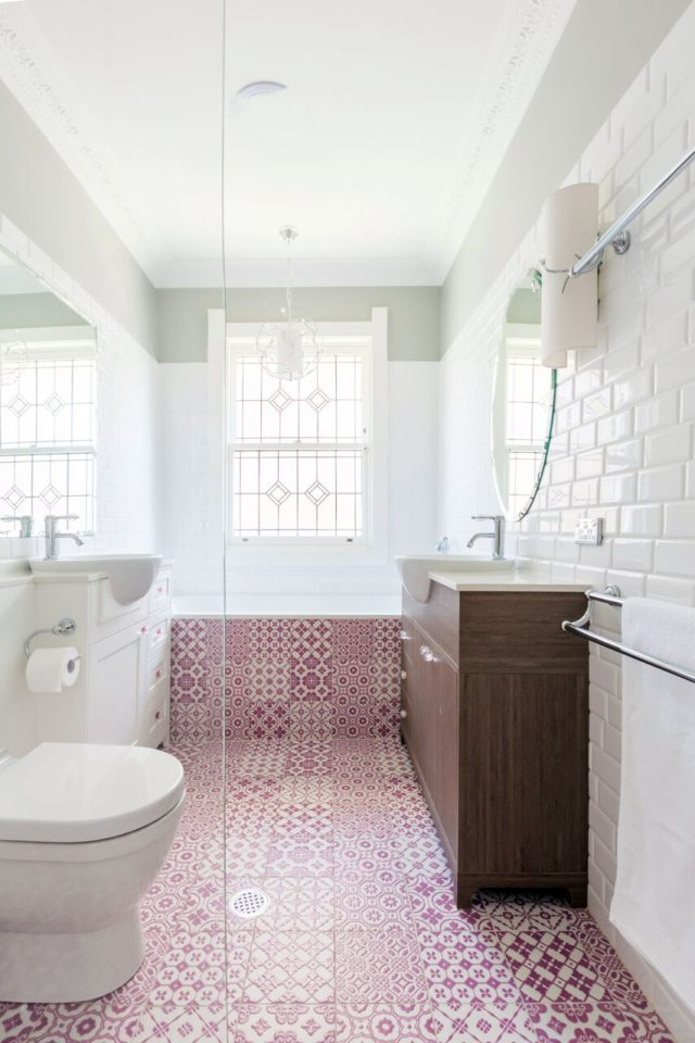 Real home: From simple bungalow to luxe family home - The ... on Bathroom Models  id=98117