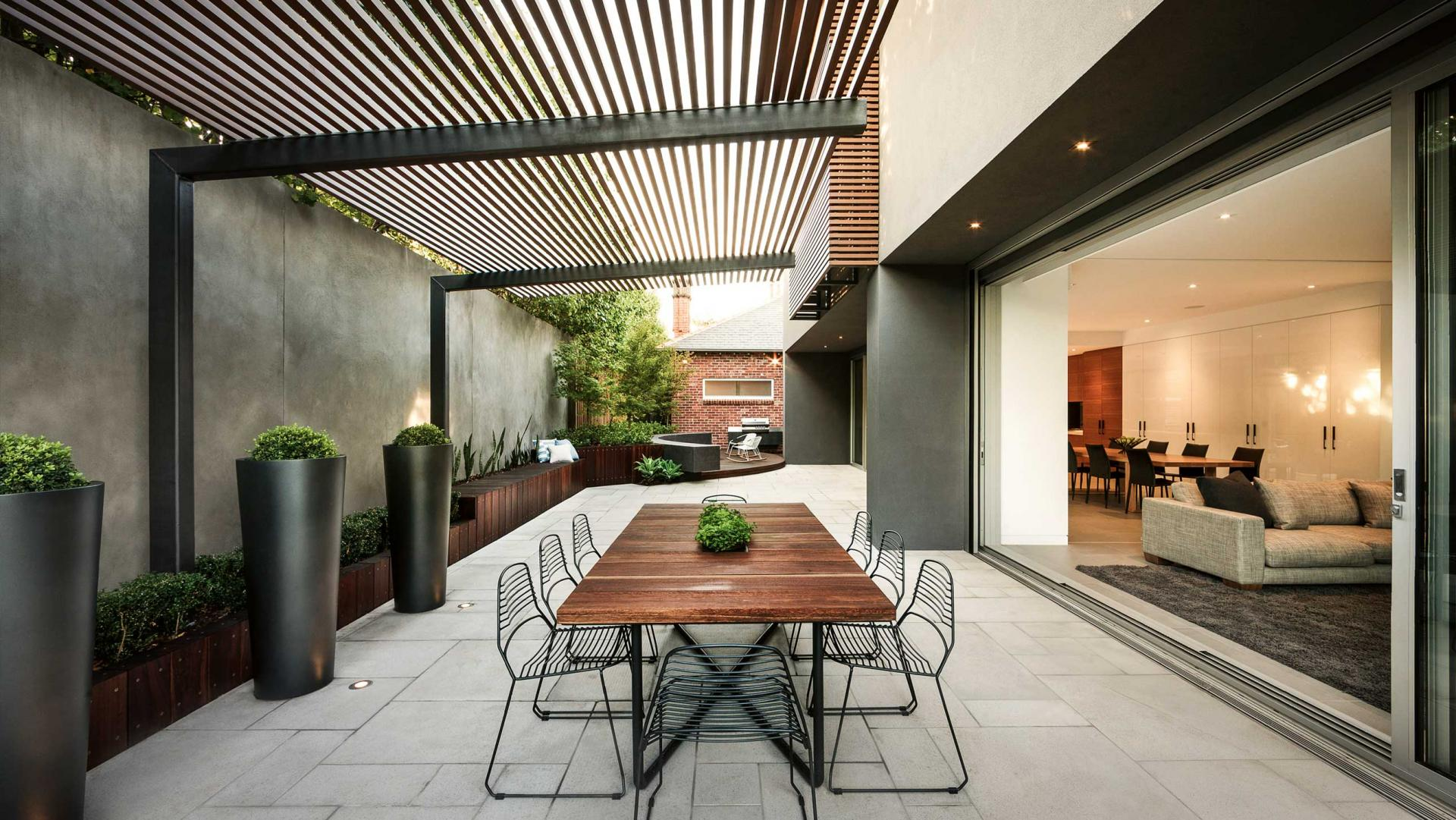 4 reasons to consider pavers for your garden reno - The ... on Garden Entertainment Area Ideas id=94939