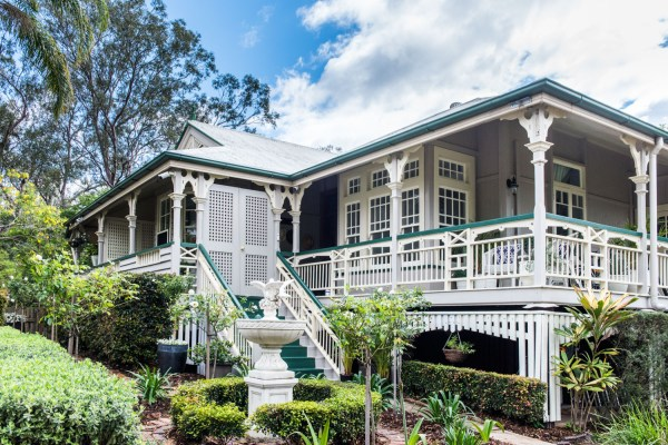 This renovated Queenslander is giving us all the feels
