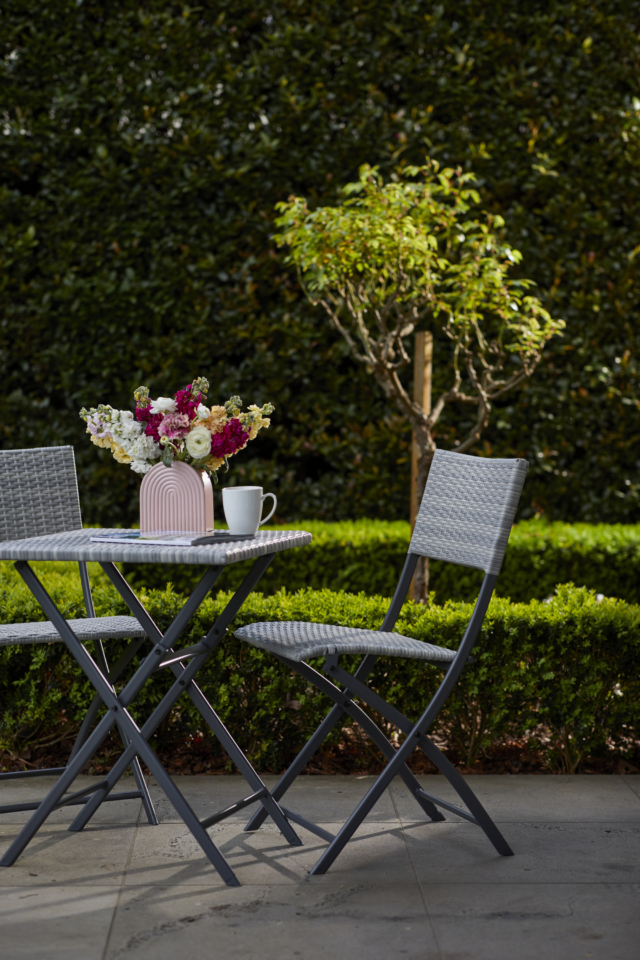 kmart outdoor furniture range launched as online only the interiors addict