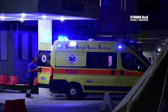 Άργος - 32χρονος έπεσε από το μπαλκόνι